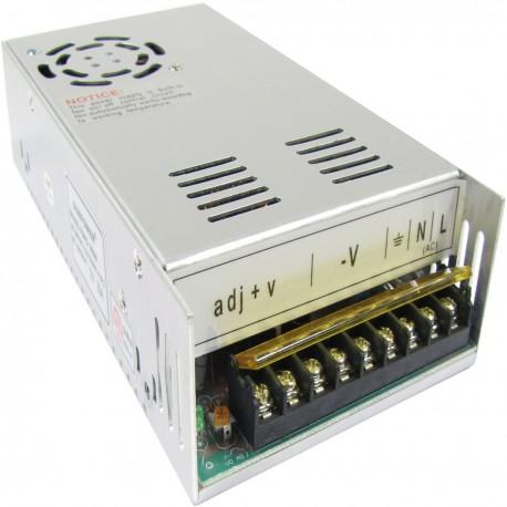 Fuente de alimentación industrial 12VDC 30A