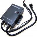 Controlador para tira de LEDs RGB de 18A con control remoto IR (B)