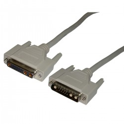 Cable Vídeo RGB 1.2m (1x13W3-M/1x13W3-H)
