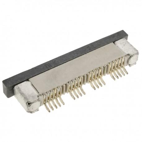 Conector para tira de LED RGB de 12 mm