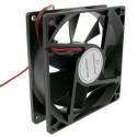 Ventilador de chasis 90x90x25 mm de 12 VDC para caja de ordenador