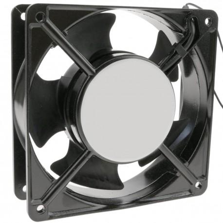 Ventilador de chasis 120x120x38 mm de 220 VAC para caja de ordenador con rodamiento de bolas