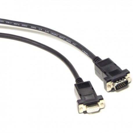 Cable VGA 5.0m (HD15-M/H)