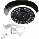 Cámara Profesional CCTV Soporte Pared (36xIR-LED 6.0mm) gris
