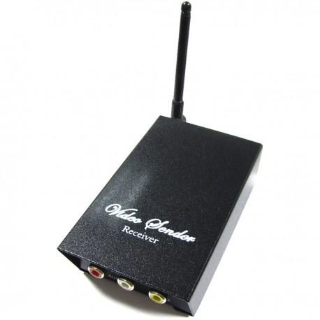 Receptor inalámbrico audio y video de 2000mW (200-300m)