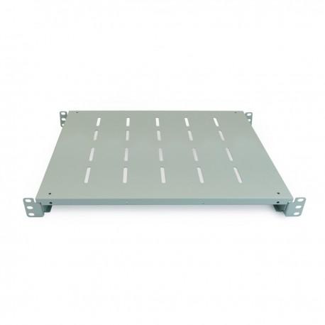 "Bandeja rack 19"" ajustable en profundidad 350 mm 1U blanco"