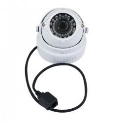 Cámara CMOS NVR H.264 IP 1Mpixel domo 123x87mm Network Video Recorder CCTV con PoE