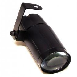 Foco LED pinspot 3W luz blanca