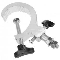 Abrazadera para barra de iluminación tipo 6