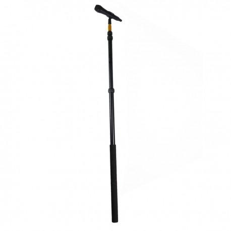 Soporte extensible para micrófono de 3m tipo jirafa