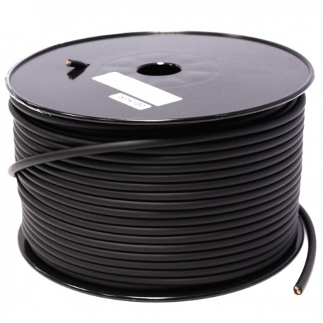 Bobina cable de audio altavoz 2x1.5mm 15GA 100m