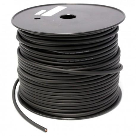 Bobina cable de audio altavoz 2x2.0mm 14GA 100m