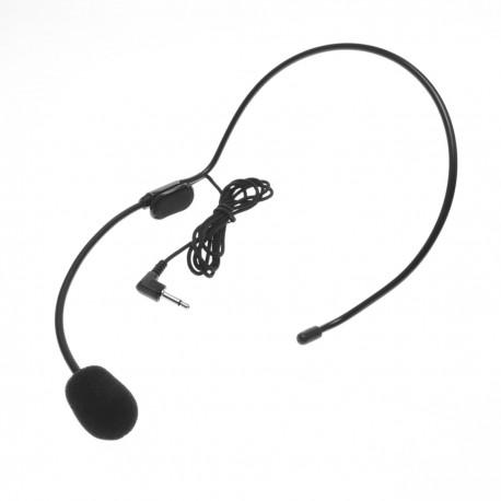 Micrófono para audioguía inalámbrico