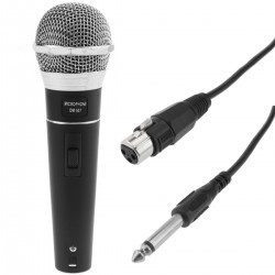 Micrófono dinámico para karaoke y conferencias 100-10000 Hz
