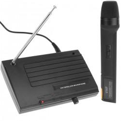 Micrófono inalámbrico de mano VHF 200 - 280 MHz