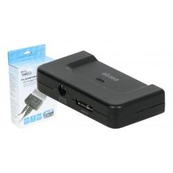 """Adaptador USB 3.0 a HDD/SSD SATA 2.5"""" y 3.5"""""""