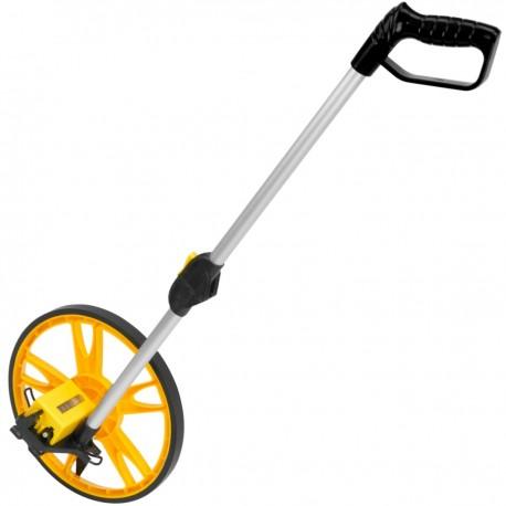 Odómetro de rueda para medición de distancia. Topómetro de diámetro 320 mm
