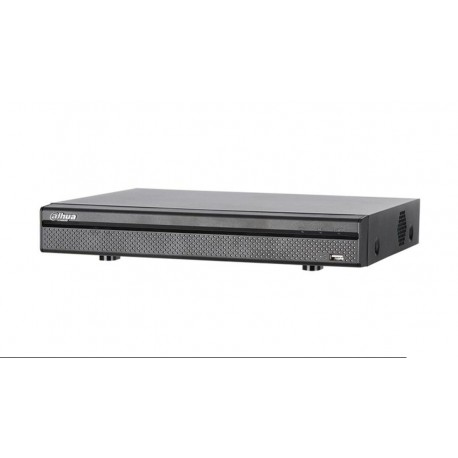 XVR IP HDCVI/HDTVI 16 canales+8ip 4M-N 1x SATA H265 1080P audio/HDMI/VGA/LAN/2xUSB
