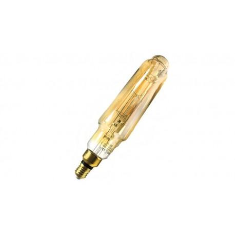 Lámpara retro vintage Big Supreme dorada TT80 8W E27 720lm 2200K