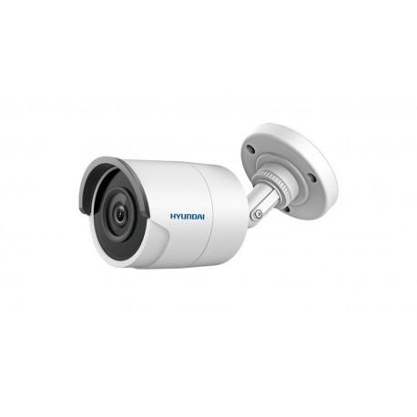 Cámara bullet exterior HD-TVI Turbo HD 4.0 8.3MP 2.8mm IP67 IR 40m