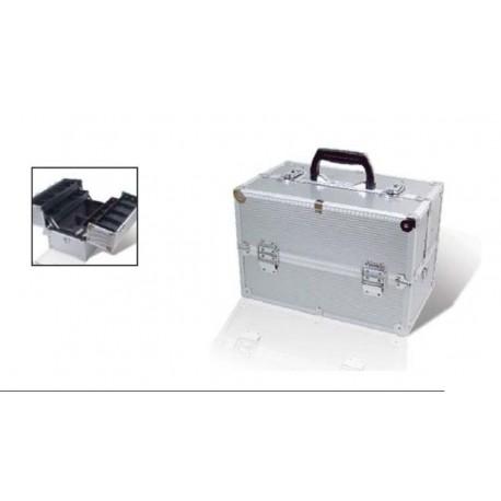 Maletín de alumínio 360 x 215 x 240mm
