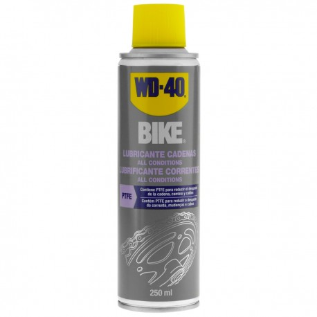 Lubricante de cadenas BIKE All Conditions 250 ml