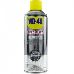 Abrillantador de silicona SPECIALIST MOTORBIKE 400 ml