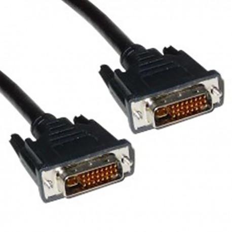 Cable DVI-I macho a DVI-I macho de 15 m