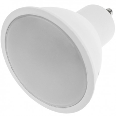 Bombilla LED inteligente multicolor inalámbrica ajustable GU10 4W 3000K-6500K compatible con Google Home, Alexa y IFTTT