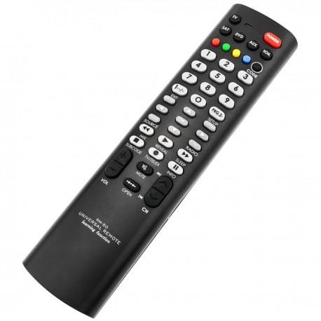 Mando a distancia universal. Control remoto para TV DVD SAT TDT televisión audio