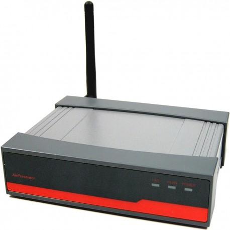 Transmisor de vídeo inalámbrico para presentaciones VGA WiFi