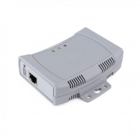 Servidor USB de 1 puerto IP RJ45 Gigabit Ethernet 1000Mbps modelo NETUSB-100iX4