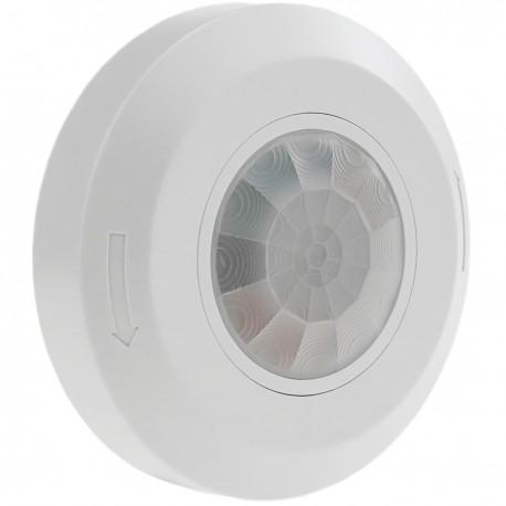 Detector de movimimiento para techo con sensor IR Mini