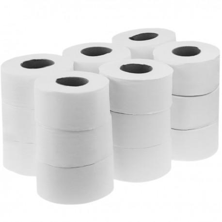 Rollo papel higiénico para dispensador Pack de 18 unidades