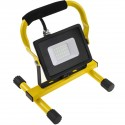 Foco de LED IP65 portable 20W 220V 6500K con Soporte
