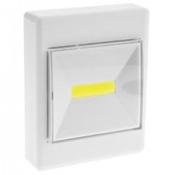 Luz para armario LED COB 3W con interruptor