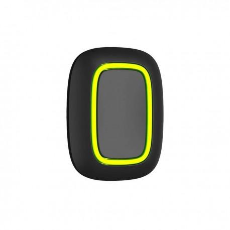 Ajax Button - Botón de pánico Bidireccional Inalámbrico 868 MHz Jeweller - negro
