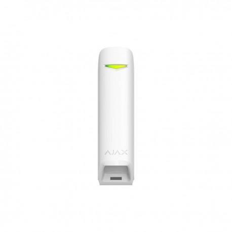 Ajax CurtainProtect - Detector PIR tipo cortina Certificado grado 2 - blanco