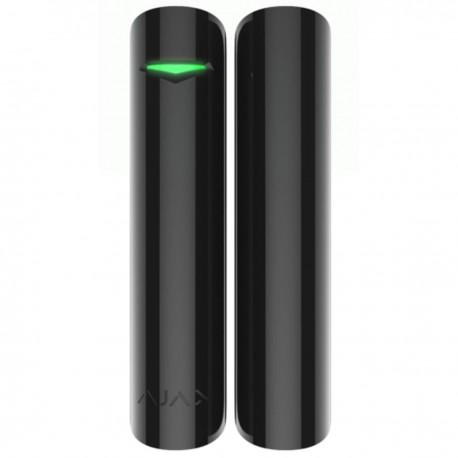 Ajax Doorprotect Plus - Contacto magnético puerta/ventana con detector de vibración e inclinación - negro