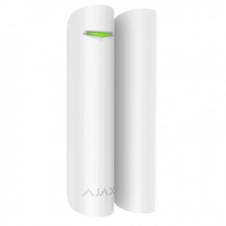 Ajax Doorprotect Plus - Contacto magnético puerta/ventana con detector de vibración e inclinación - blanco