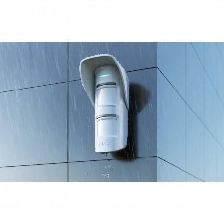 Ajax Hood - Cubierta para detector de exterior compatible con AJ-OUTDOORPROTECT-W