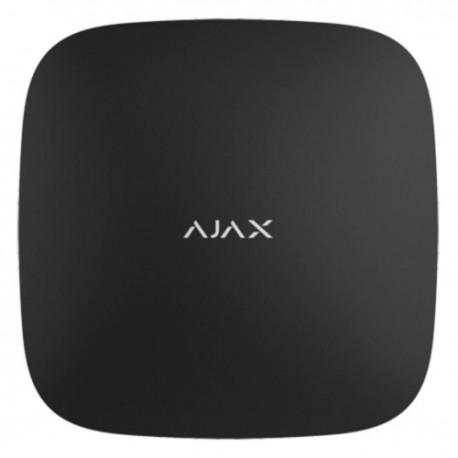 Ajax Hub 2 Plus - central de alarma grado 2 - Ethernet, LTE/3G/2G, WiFi, captura fotográfica y transmisión de vídeo - negro