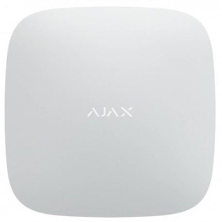 Ajax Hub 2 Plus - central de alarma grado 2 - Ethernet, LTE/3G/2G, WiFi, captura fotográfica y transmisión de vídeo - blanco