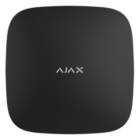 Ajax Hub - central de alarma grado 2 - Ethernet, 2G y transmisión de vídeo - negro