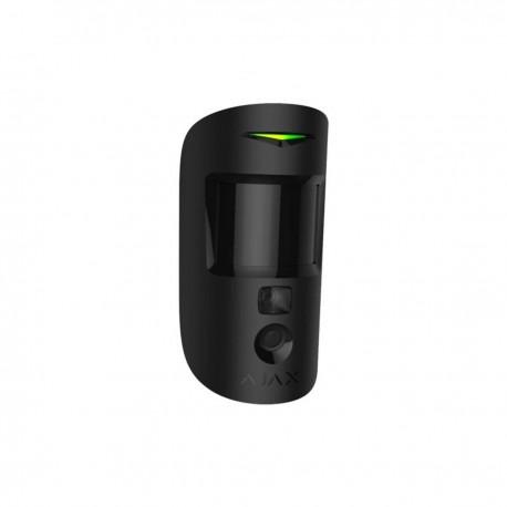 Ajax MotionCam - Detector PIR con cámara fotográfica antimascotas Certificado Grado 2 - negro