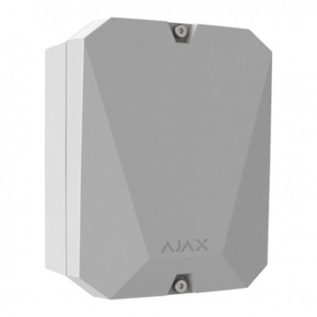 Ajax Multitransmitter - Multitransmisor vía radio Inalámbrico 868 MHz Jeweller - blanco
