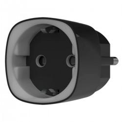 Ajax Socket - Enchufe inteligente con control remoto Inalámbrico 868 MHz Jeweller - negro