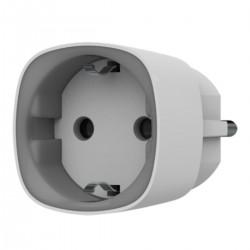 Ajax Socket - Enchufe inteligente con control remoto Inalámbrico 868 MHz Jeweller - blanco