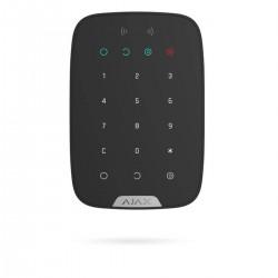 Ajax KeyPad - Teclado independiente con lector RFID de tarjetas/tags - negro
