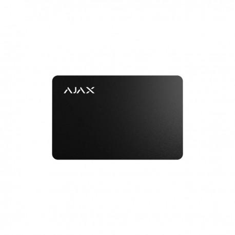 Ajax Pass - Tarjeta protegida sin contacto para teclado - negro